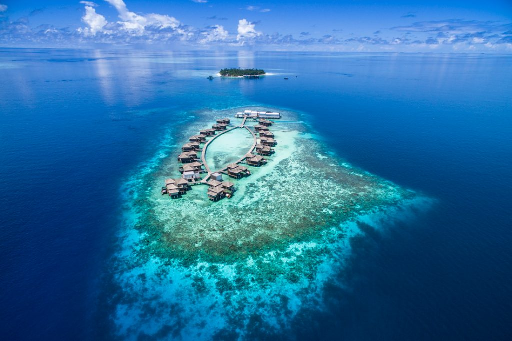 c Raffles Maldives Meradhoo