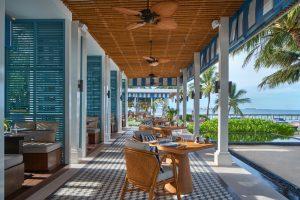 Thari Restaurant c Raffles Maldives Meradhoo