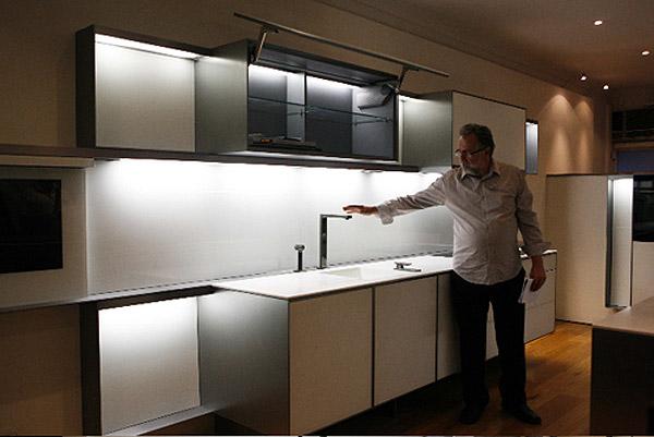 Poggenpohl Porsche Design Kitchen P'7340 - INDESIGNLIVE