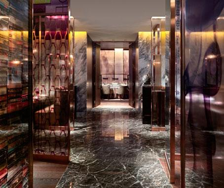 Project Sing Yin Chinese Restaurant W Hotel Hong Kong