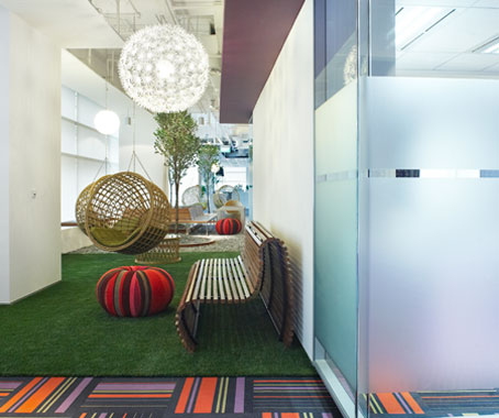 SAP\'s office by HBO+EMTB - INDESIGNLIVE SINGAPORE | Daily Connection ...
