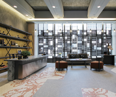 V Wanchai 2 By EDGE Design Institute Excellence Award Hotel Space Category