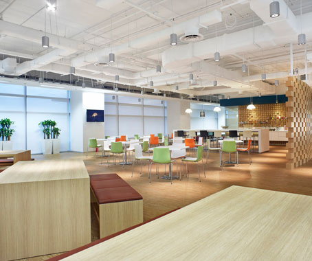 The Power of Office Design - INDESIGNLIVE SINGAPORE | Daily ...