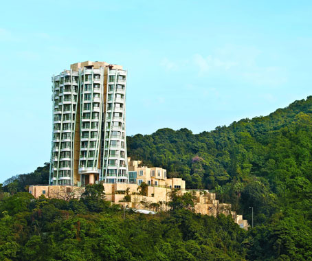 Opus hong kong by frank gehry indesignlive singapore for Hk architecture firm