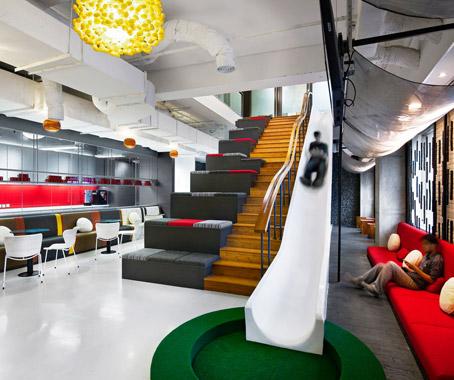 Ogilvy mather jakarta indesignlive singapore daily for Office design jakarta