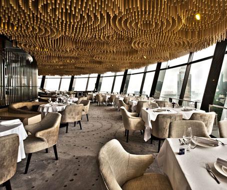 Restaurant Bar Design Awards View 62 Hong Kong
