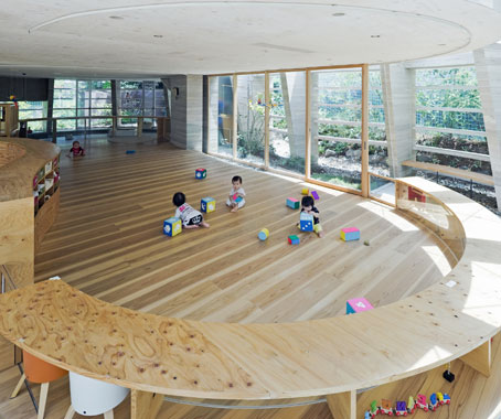 Peanuts by uid architects indesignlive singapore daily for Semi open spaces