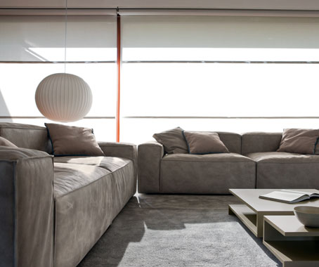 Avenue sofa from novamobili indesignlive singapore daily connection to architecture and design - Novamobili living ...