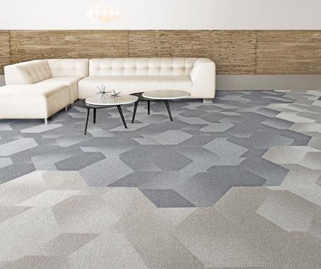 Herringbone Carpet Tile Vidalondon
