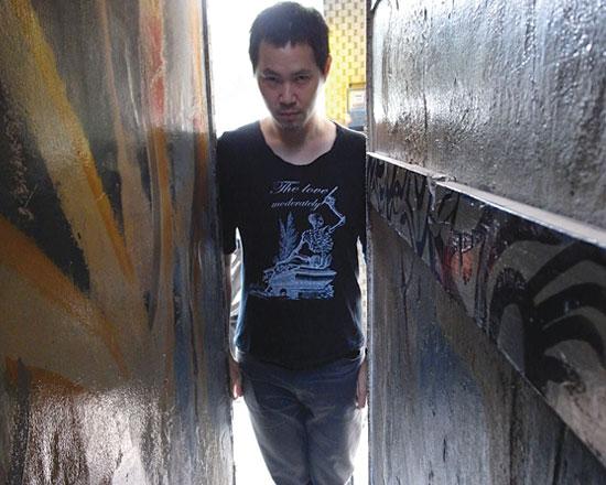 Chris lee of asylum creative indesignlive singapore for Chris lee architect