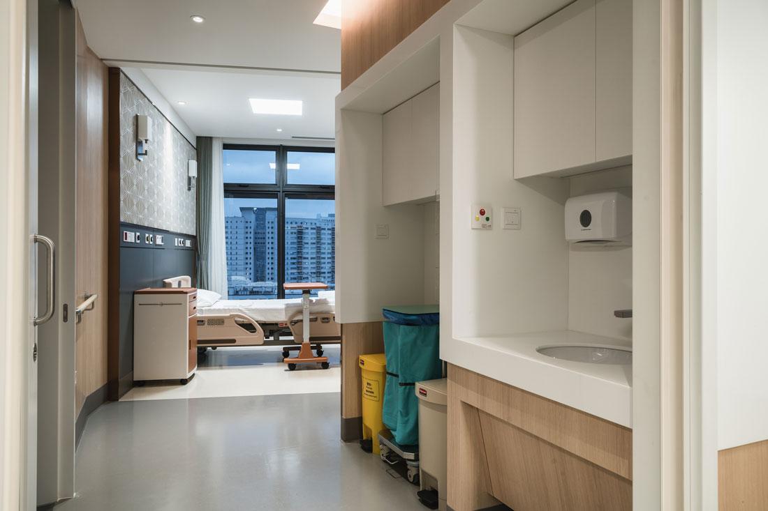 Jiahui_Hospital_NBBJ_Ward_Room