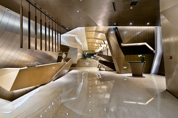 The 21st asia pacific interior design award indesignlive for Interior space