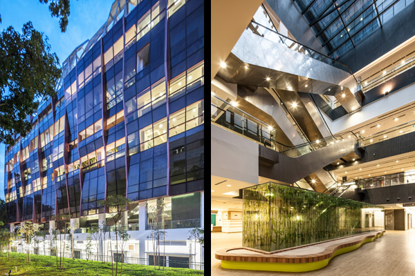 National Heart Centre - INDESIGNLIVE SINGAPORE | Daily Connection to
