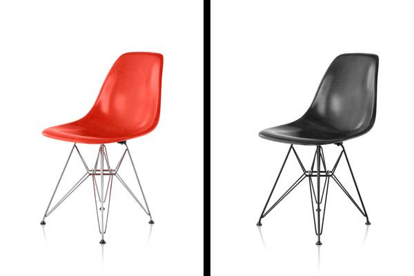 Eames Moulded Fibreglass Chair