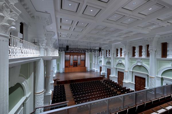 Victoria Theatre & Concert Hall