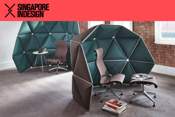 Herman Miller S Living Office Comes To Life At Singapore