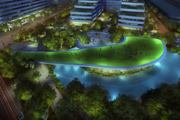 Newpark-Promenade