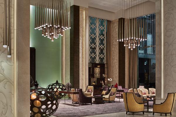 The Lounge, St Regis Bangkok