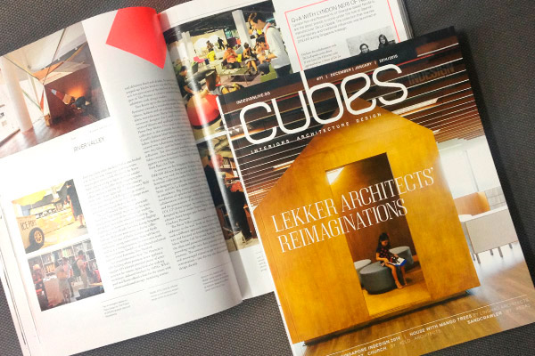 Cubes Indesign: Issue 71 Out Now