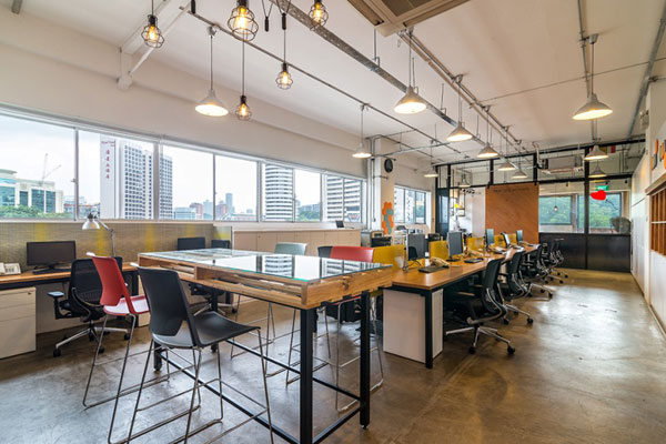 A Designer's Office - INDESIGNLIVE SINGAPORE | Daily