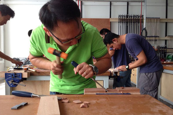 Reviving The Carpentry Trade - INDESIGNLIVE SINGAPORE   Daily Connection to Architecture and Design