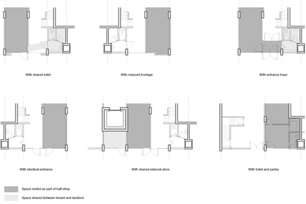 Cool Queens Road Typology Plans