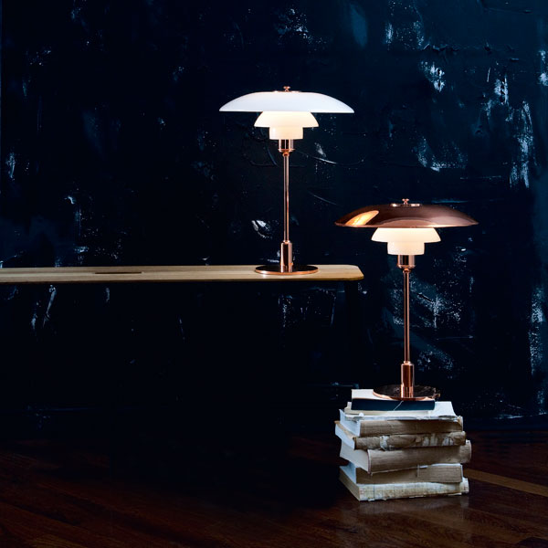 Højmoderne Louis Poulsen Launches Limited Edition PH3½-2½ Table Lamp YT-54