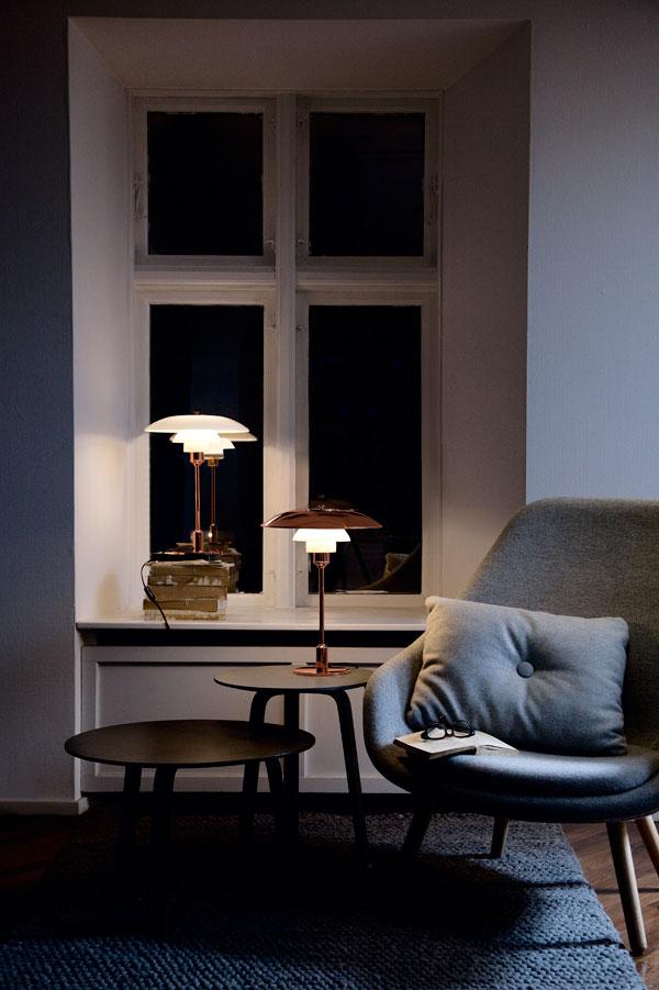 Vellidte Louis Poulsen Launches Limited Edition PH3½-2½ Table Lamp TP-52
