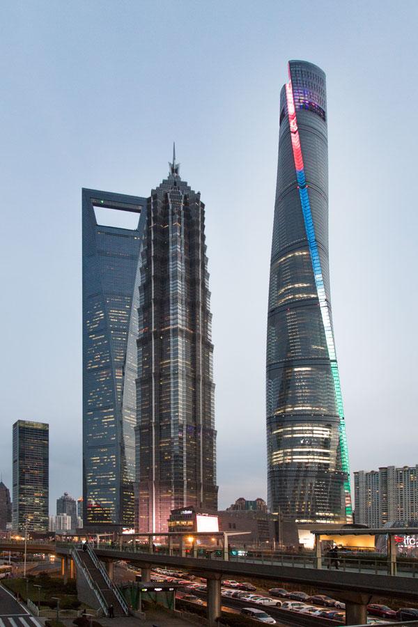 the world u0026 39 s second tallest skyscraper
