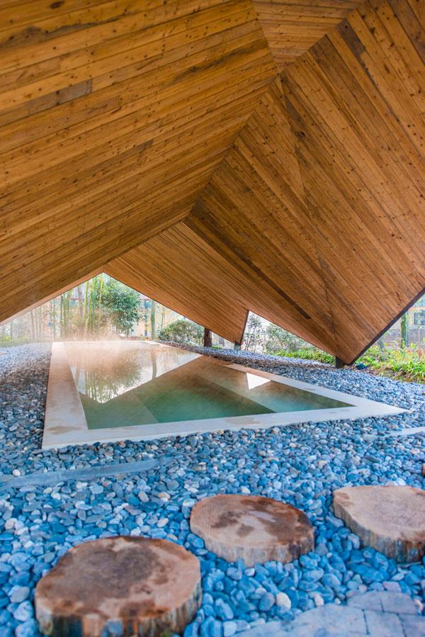 Ruff Well Water Resort AIM Architecture