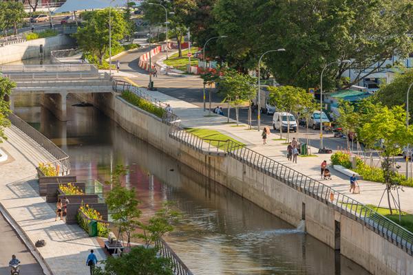 Atelier Dreiseitl Rochor Canal