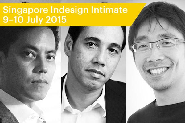 Design Conversations Singapore Indesign