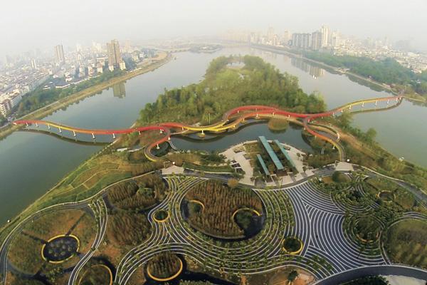Yanweizhou-Park-by-Turenscape-International_1