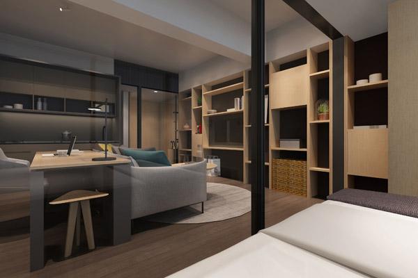 Artyzen-MixC-Guestroom_Work-Scene