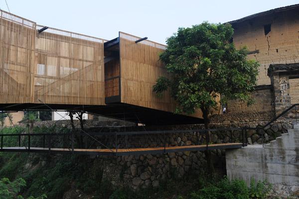 Bridge-School_Xiaoshi-Village,-Fujian,-China_1