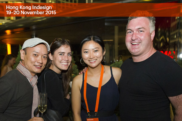 Hong Kong Indesign: The After-Party