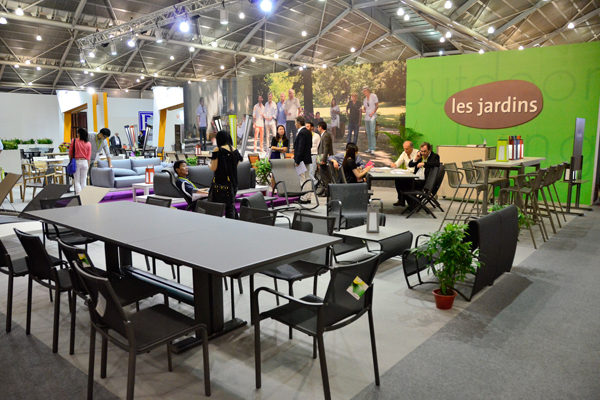 International furniture fair singapore unveils new for Asean furniture