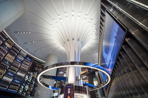 Woods Bagot Creates New Model For Airport Retail