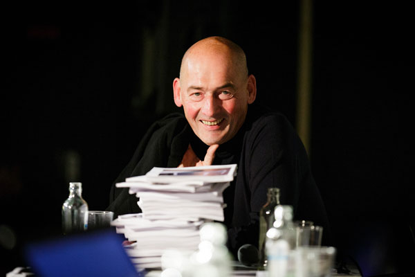 Rem Koolhaas on the Current Urban Condition