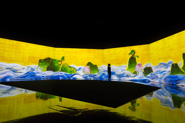 100-Years-Sea-Animation-Diorama---Future-World-at-ArtScience-Museum-(Credit-to-teamLab)