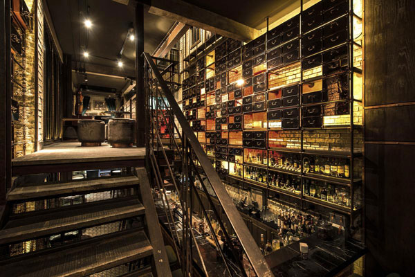 33 Interiors In Asia Shortlisted For INSIDE Awards