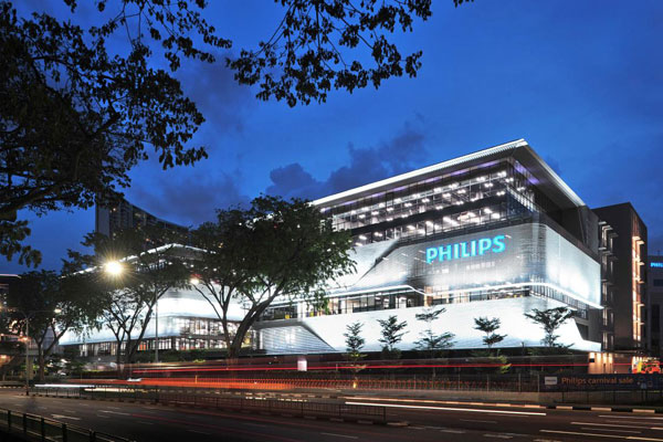 Laud Architects Philips APAC Center