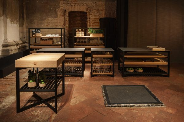 The Kitchen Undergoes A Paradigm Shift