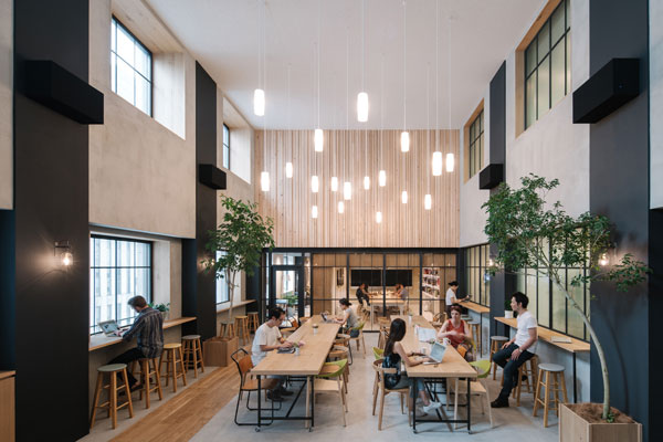 Airbnb S New Tokyo Office Brings Staff Closer Indesignlive