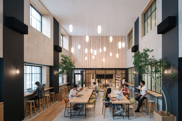AIRBNB'S NEW TOKYO OFFICE BRINGS STAFF CLOSER
