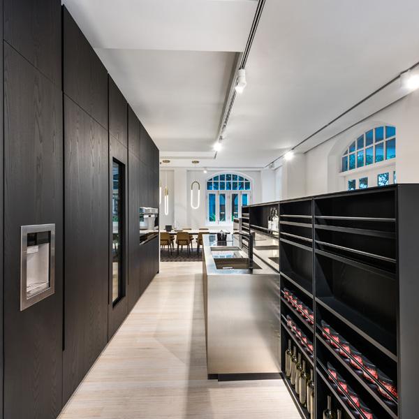 Space Kitchen Gallery Varenna