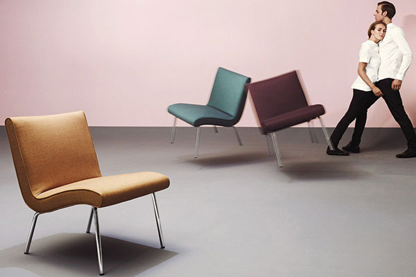 Superb Daring up to the minute and certainly unconventional the Vostra Chair is a perfect example of the spirit of awakening typical of a confident and