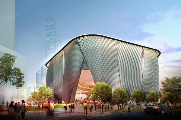 Bing Thom Architects, Ronald Lu & Partners