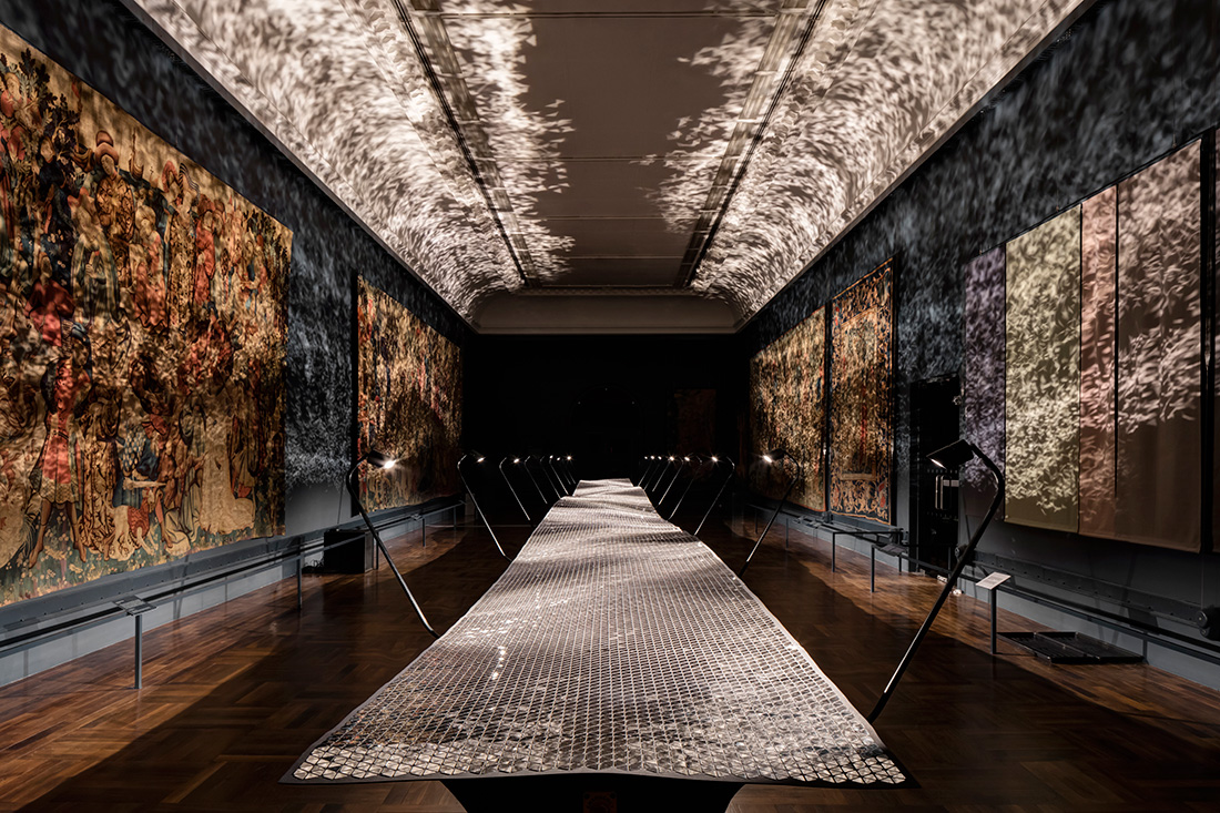 Benjamin Hubert S First Artistic Installation Indesignlive Singapore Daily Connection To Architecture And Design