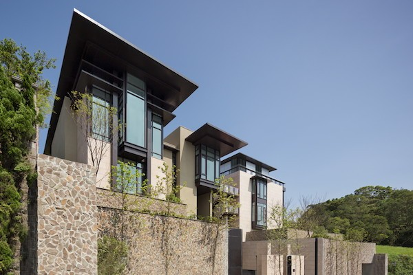 Architectural Masters Design Houses In Taipei Indesignlive